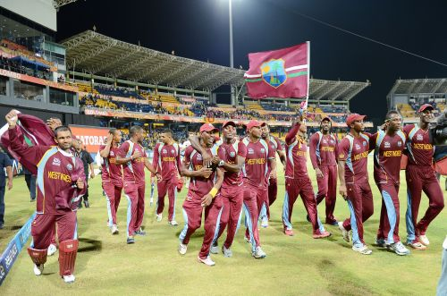 Windies won the 1975 and 1979 World Cups