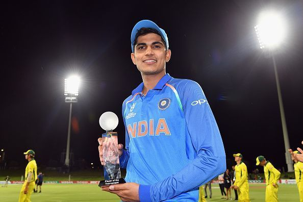 19-year old Shubman Gill has enjoyed a Bradmanesque run over the last year
