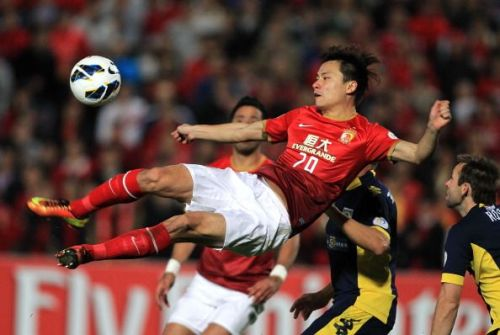 Central Coast v Guangzhou - AFC Champions League: Round of 16