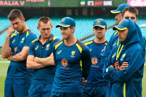 Australia will look to turn their fortunes around against SL