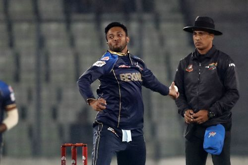 Dhaka Dynamites had an explosive start to their BBL campaign.