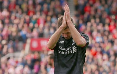 Liverpool's lowest point - the Stoke City debacle