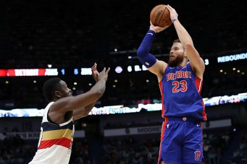 Detroit Pistons have been struggling, even after a super season from Blake Griffin