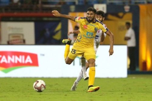Can Anas fix Pune City's defensive woes? [Image: ISL]