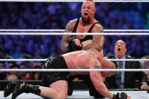 Image result for undertaker taken to hospital
