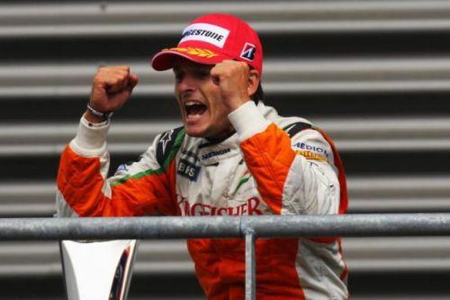 F1 Grand Prix of Belgium - Race, 2009