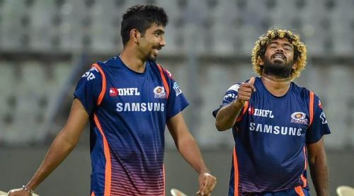 Bumrah and Malinga might not feature in all Mumbai Indians matches