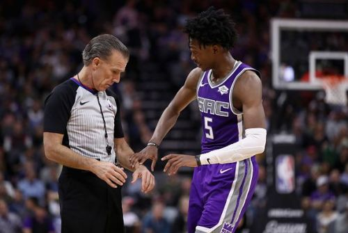 De'Aaron Fox, Sacramento Kings