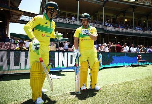 Australia v India - ODI: Game 1