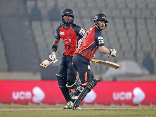 Khulna Titans yet to make a mark in BPL 2019