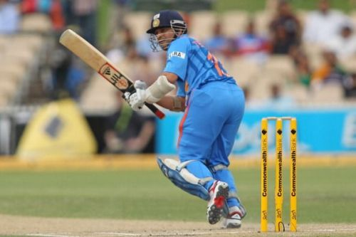 Sachin Tendulkar played a staggering 463 ODI matches for India