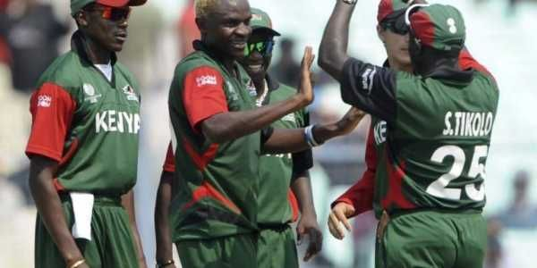 Kenya had reached the semi-finals of the ICC World Cup 2003