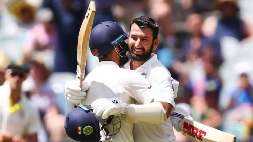 Pujara is in the form of his life in Australia