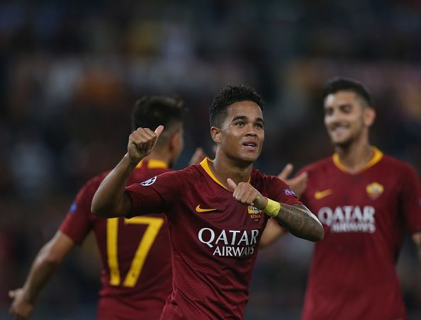 AS Roma are investing in young talent