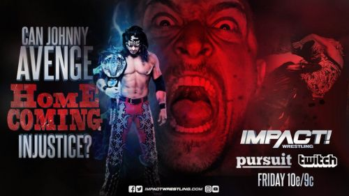 Impact Wrestling debuts on a new home tonight