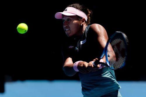Naomi Osaka: 2019 Australian Open - Day 8