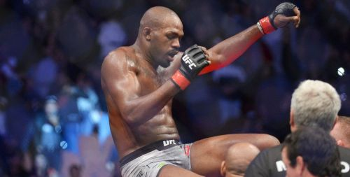 Jon Jones studied DC's tendency to lean sideways and took advantage of the same