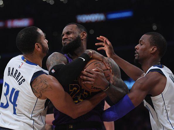 6276ca2c3c81 NBA 2018-19  Los Angeles Lakers vs Dallas Mavericks - Match preview ...