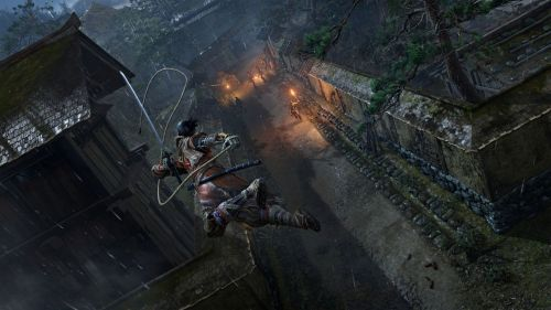 From Software is trying out a few new things with their latest game