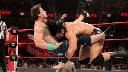 Could Drew McIntyre be the Chosen One to end Cena's career?