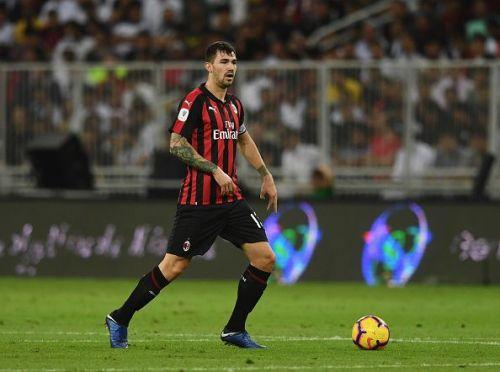 AC Milan captain returns from suspension