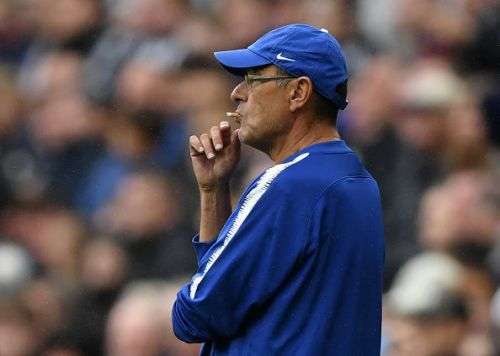 Maurizio Sarri was spot on with his tactics