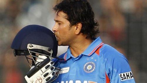 Sachin Tendulkar took ODI cricket to statistically high peaks never seen before in the history of the game.
