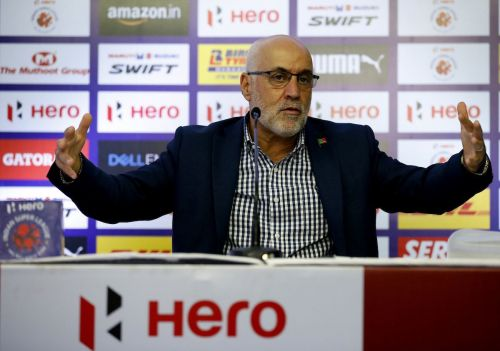 Vingada is excited to start his new adventure with Kerala Blasters