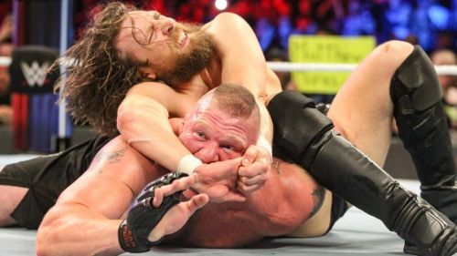 Are we seeing another Daniel Bryan Vs. Brock Lesnar match?