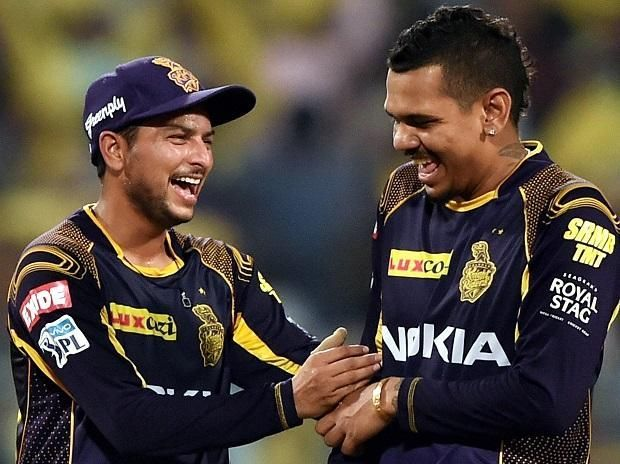 Both of them have won many matches for Kolkata Knight Riders