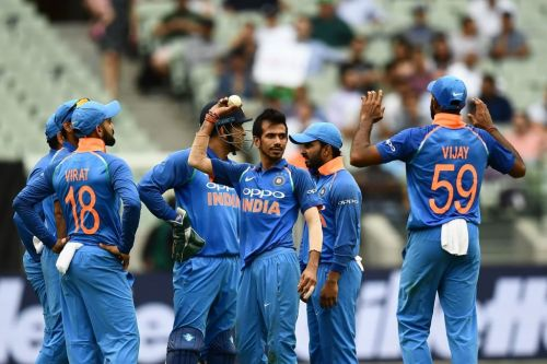 Chahal wrecked Australia with 6 wickets