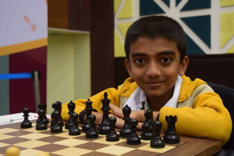The Youngest GM in India and the second in the world