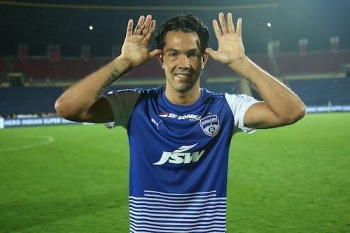 Miku has been one of the best forwards in the ISL