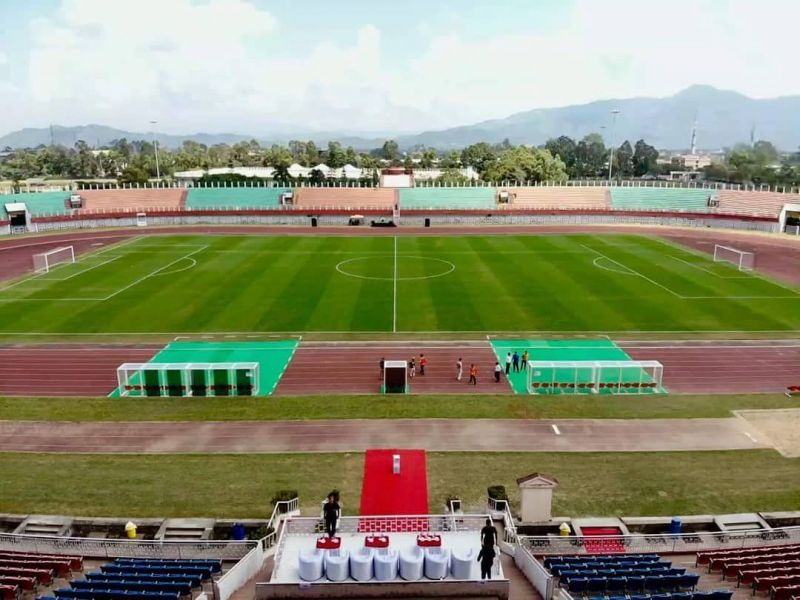 The scenic Khuman Lampak Stadium will see matches played under floodlight from next season