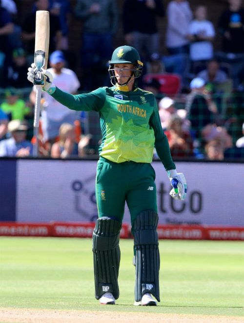 Rassie van der dussen debut 93 runs knock