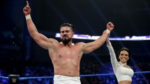 Andrade deserves to be the US Champion this year.