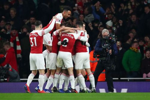 Arsenal kept their top-four hopes alive