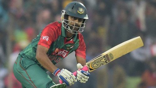 Iqbal emerged out as one of the most valuable players in the Bangladeshi camp