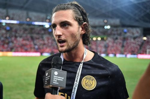 Adrien Rabiot has been on the verge of leaving Paris Saint-Germain for some time now