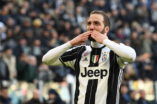 Higuain has scored goals for top clubs like Juventus for years