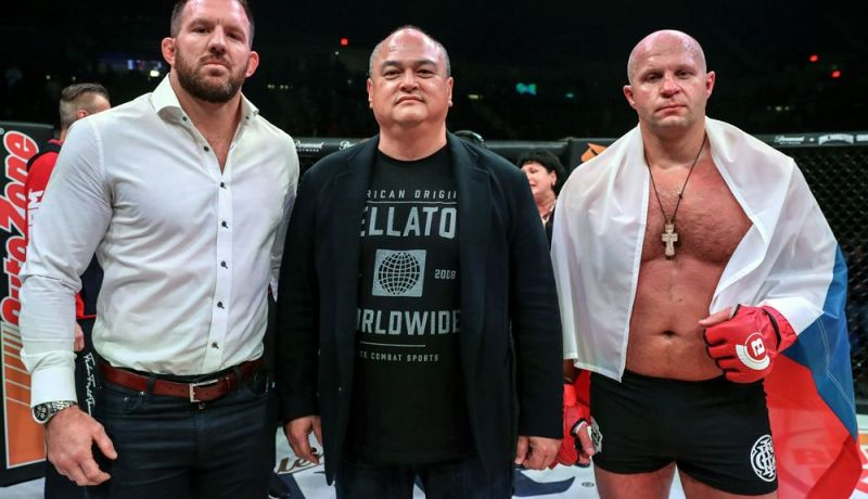 Bellator 214 - headlined by Fedor Emelianenko and Ryan Bader - is a must-see show