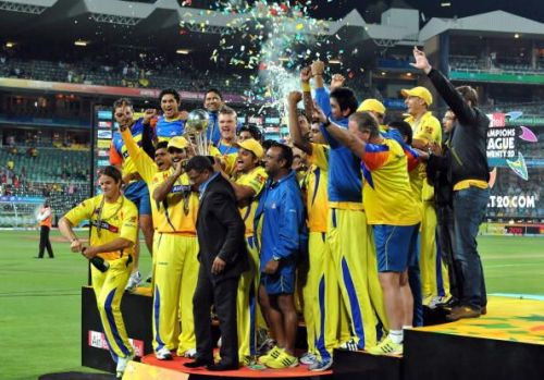 ACL Twenty20 Final: Chennai Super Kings v Warriors
