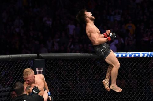 Cejudo's win over Dillashaw was the biggest of his career
