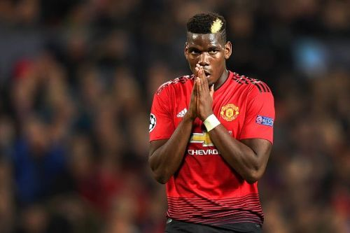 Manchester United is looking to sign Douglas Costa in a swap deal for Paul Pogba