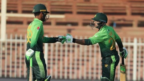 Fakhar zaman and Imam-ui-haq scored record breaking opening partnership in ODI