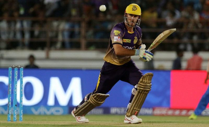 Chris Lynn can single-handedly win the match for Kolkata Knight Riders
