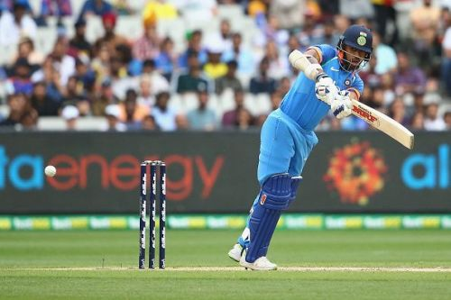 Shikhar Dhawan opted to refresh himself by taking a break instead of playing first-class cricket