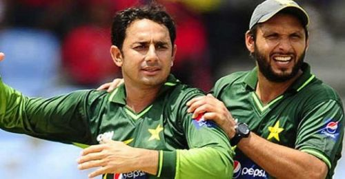 Afridi and Ajmal - wonderful Strike-rate together