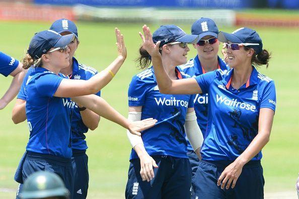 1st ODI: South Africa Women v England Women