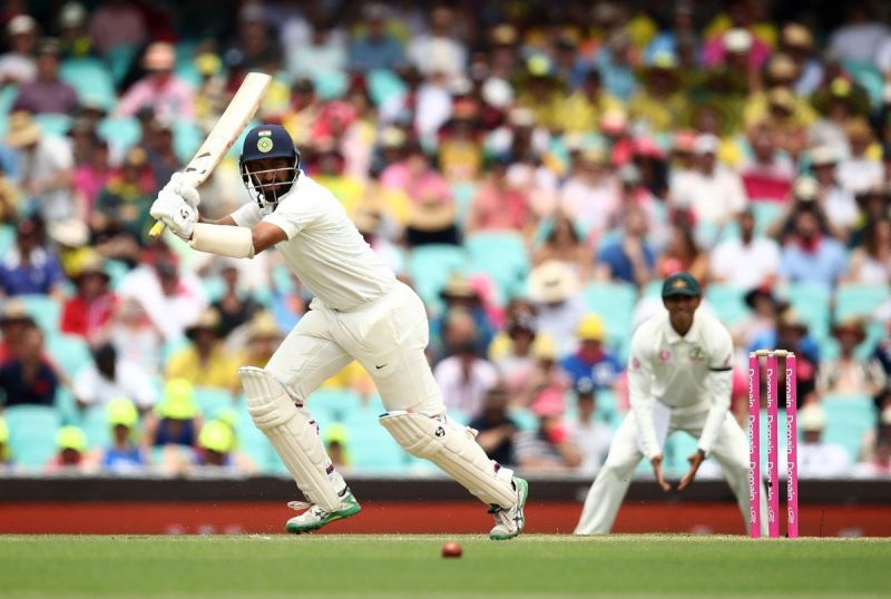 After a disappointing series here in 2014-15, Pujara has turned things around in style.